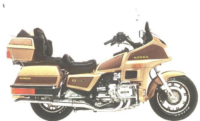 Limited edition – 1976 honda gold wing gl1000 ltd | bike-urious.